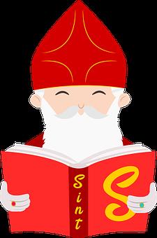 Our Sinterklaas!